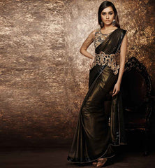 PARTY WEAR DESIGNER SAREE ONLINE SHOPPING