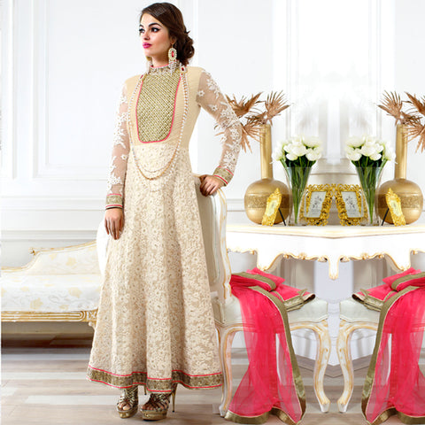 ETERNAL STYLE DESIGNER WEDDING PARTY WEAR ANARKALI #ETFL137