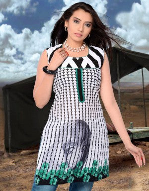 Summer Trends - Printed Cotton Kurtis