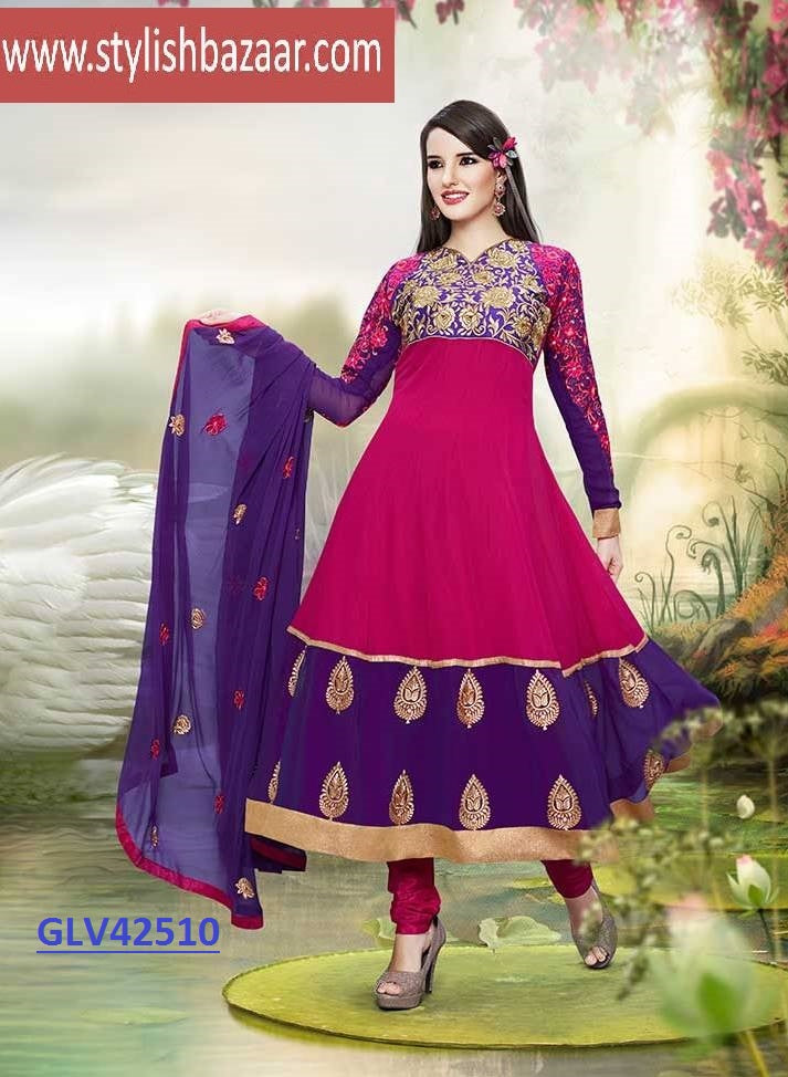ROYAL LOOLK RANI ANARKALI SUIT