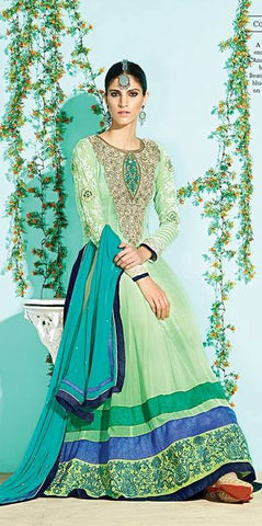Designer Wedding Anarkali Suit