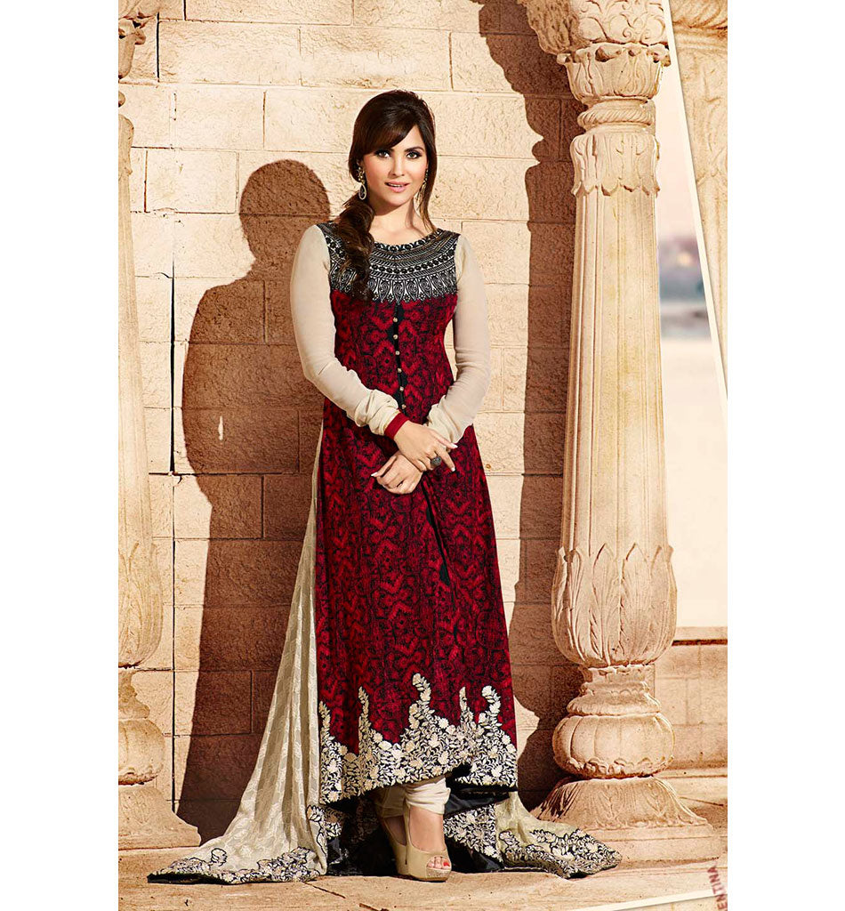 BOLLYWOOD INSPIRED LARA DUTTA SALWAR KAMEEZ COLLECTION OTLD502