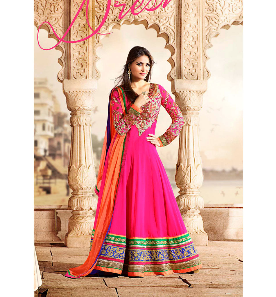 BOLLYWOOD INSPIRED LARA DUTTA SALWAR KAMEEZ COLLECTION OTLD503