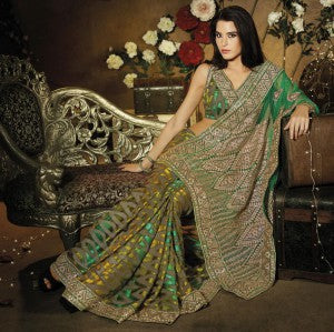Absolute Stunner Designer Saree