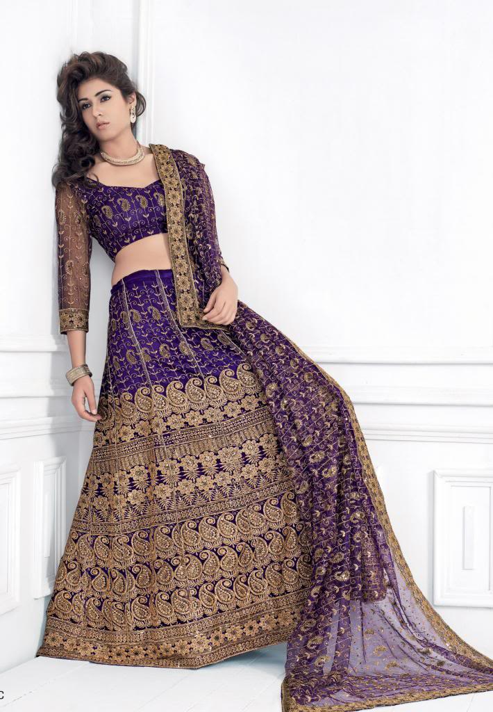 Bridal Lehenga Cholis at Unbelievable Price