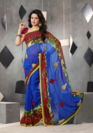 casual wear sarees online shopping