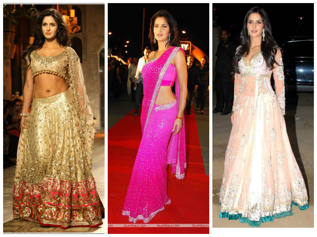 Top5 Women in India - Bollywood - Katrina Kaif | StylishBazaar.com