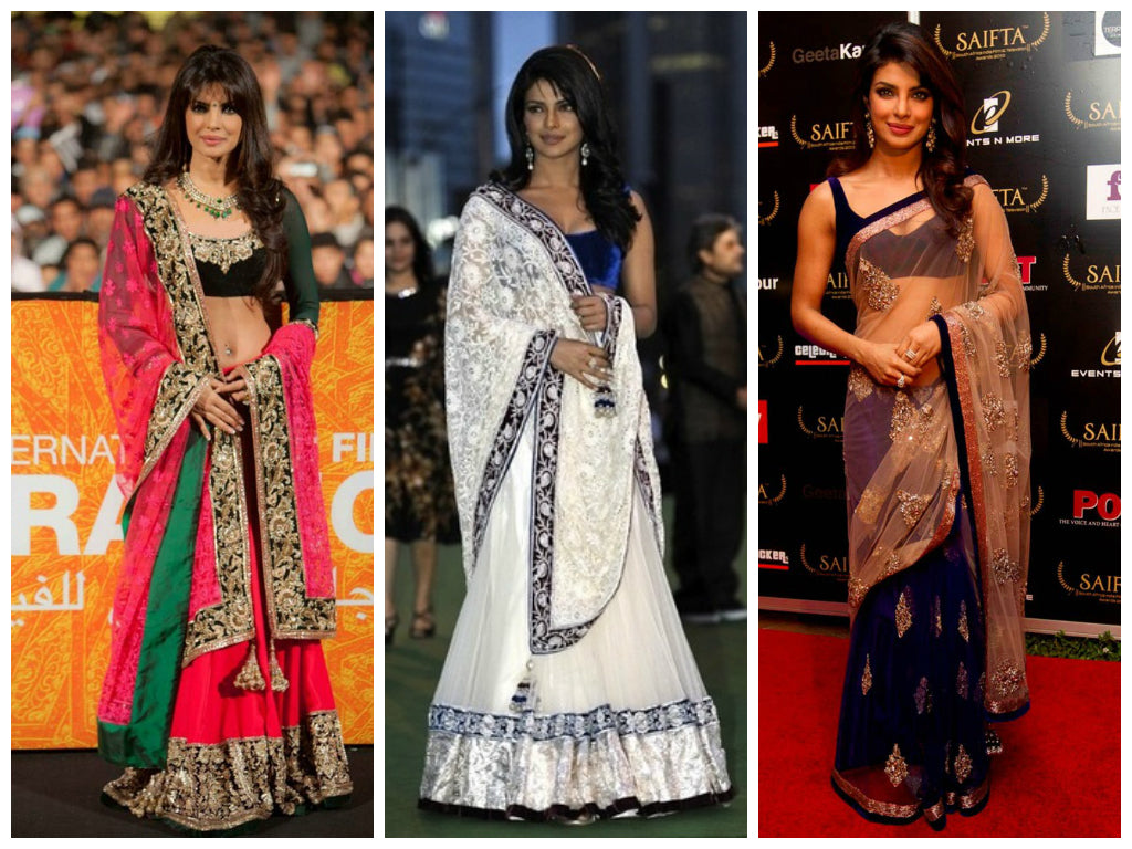Top5 Women in India - Bollywood - Priyanka Chopra - 'Fashion' Girl | StylishBazaar.com