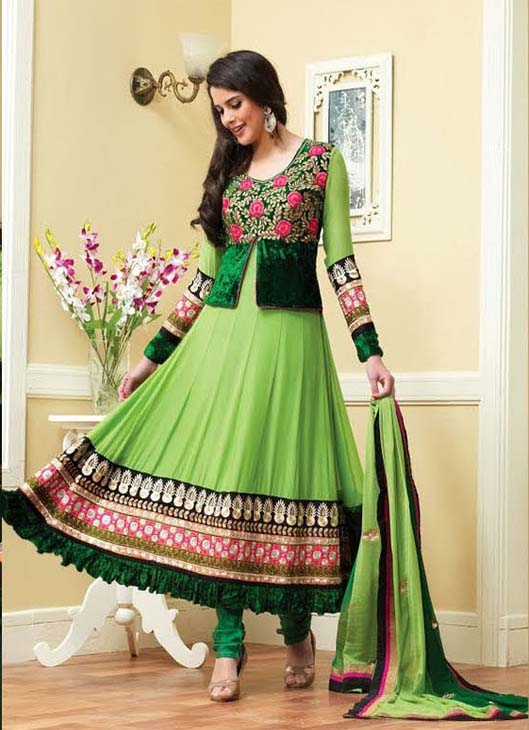 Wedding Anarkali Dress Bridal Collection