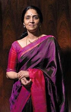 Top5 Women  in Indiia - Business Chitra Ramakrishna - MD & CEO  - NATIONAL STOCK EXCHANGE