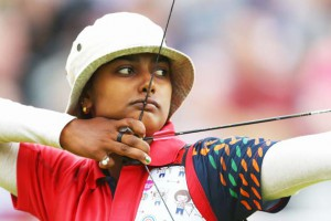 Top5 Women in India - Sports -  Deepika Kumari - Archery