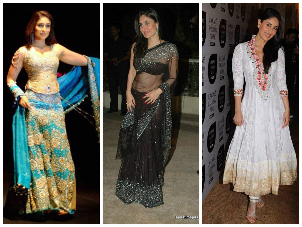 Top5 Women in India - Bollywood - Kareena Kapoor khan| StylishBazaar.com