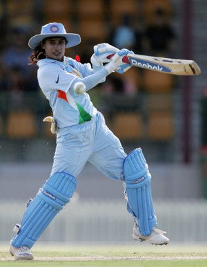 Top5 Women in India - Sports - Mitali Raj - Cricket