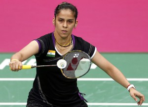 Top5 Women in India - Sports - Saina Nehwal