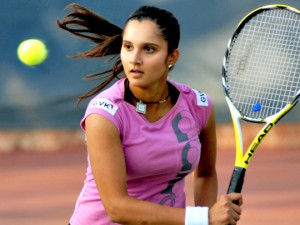 Top5 Women in India - Sports - Sania Mirza
