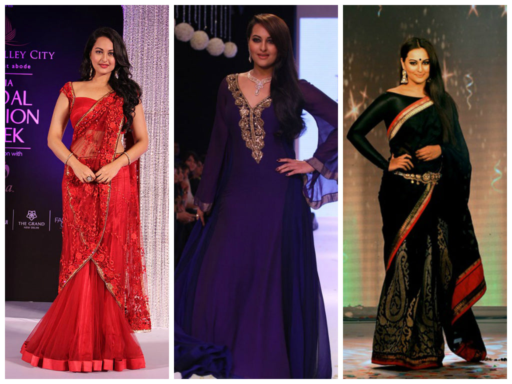 Top5 Women in India - Bollywood - Sonakshi Sinha | StylishBazaar.com