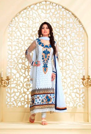 Hina Khan in WonderFul White Dress