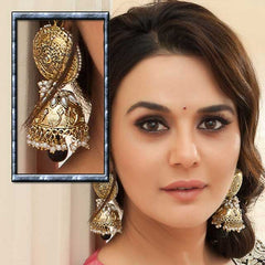 Jewellery - Heavy Metallic Earrings