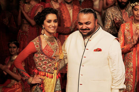 JJ vallaya with Sonam Kapoor