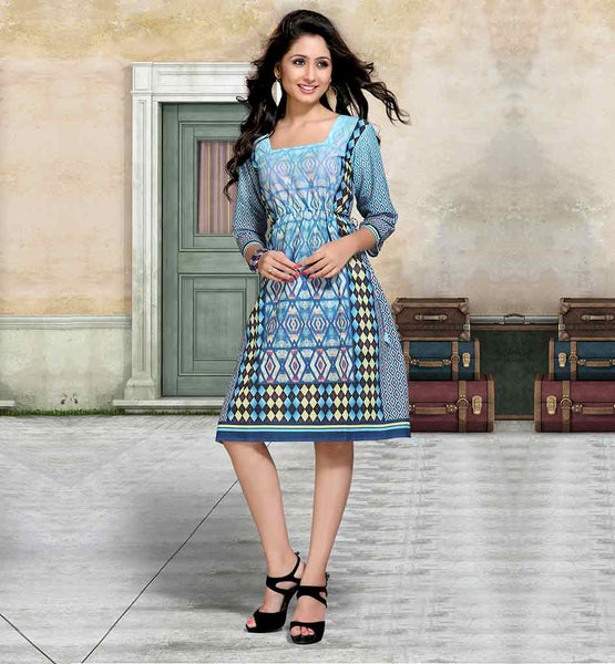 SHOP FROCK PATTERN DESIGNER KURTI FOR LADIES