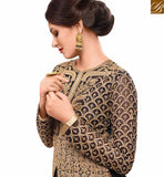 FROM STYLISH BAZAAR BRILLIANTLY DESIGNED ETHNIC SALWAAR KAMEEZ SUIT FOR WOMEN RMETH10