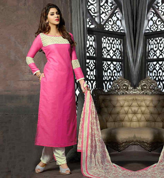 EVER STYLISH GIRL CLOTHES SALWAR KAMEEZ DESIGN FOR OFFICE WEAR