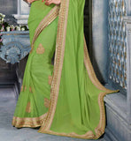 Buy Indian party wear sarees online | Stylishbazaar ecommerce portal