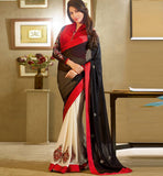 IRRESISTIBLE GEORGETTE & SATIN PARTY WEAR SAREE RTFE10010 - StylishBazaar - saree buy online, indian saree buy online, sarees buy online, indian saree online, saree blouse design , buy sarees online, Diwali Shopping, Deepawali Shopping, Diwali 2014, Festive Trends 2014 IRRESISTIBLE GEORGETTE & SATIN PARTY WEAR SAREE RTFE10010 - StylishBazaar - saree buy online, indian saree buy online, sarees buy online, indian saree online, saree blouse design , buy sarees online, Diwali Shopping, Deepawali Shopping, Diwali 2014, Festive Trends 2014