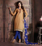 EVERSTYLISH PUNJABI SUIT DESIGNS NEW DRESS 2015 FOR OFFICE WEAR