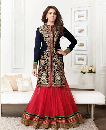 Indian Bollywood Dresses Designer Bipasha Basu Collection FNBP1001