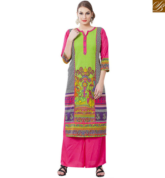 BEWITCHING DESIGNER KURTI DESIGN FOR PARTIES RTEMP1001