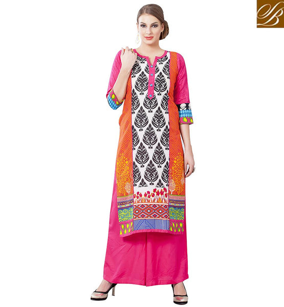 STYLISH BAZAAR IDEAL DESIGNER KURTIS FOR WOMEN RTEMP1002