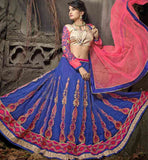 NEW 2015 LEHENGA CHOLI DESIGNS COLLECTION FOR THE MARRIAGE SEASON