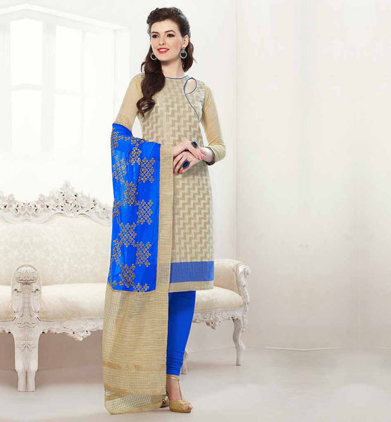 SIMPLE AND BEAUTIFUL SALWAR KAMEEZ WITH DUPATTA LOVELY STRAIGHT CUT OFFICE WEAR DRESS WITH EXCITING ODHNI