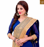 STYLISH BAZAAR PRESENTS LOVELY SAREE BLOUSE DESIGN SPECIALLY MADE FOR PARTIES VDMIZ1003