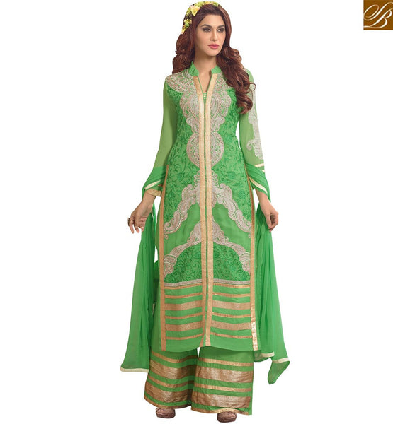 BEAUTIFULLY DESIGNED PARTY WEAR SALWAAR SUIT VDRNA1003 BY STYLISH BAZAAR