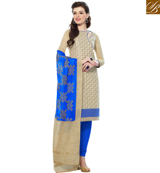 STYLISH BAZAAR SPLENDID STRAIGHT CUT SALWAAR KAMEEZ VDCRF1003