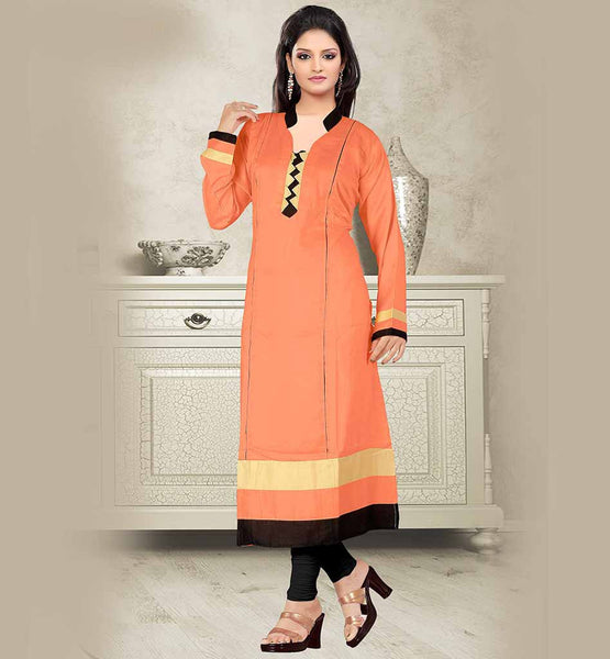 long kurti designs images