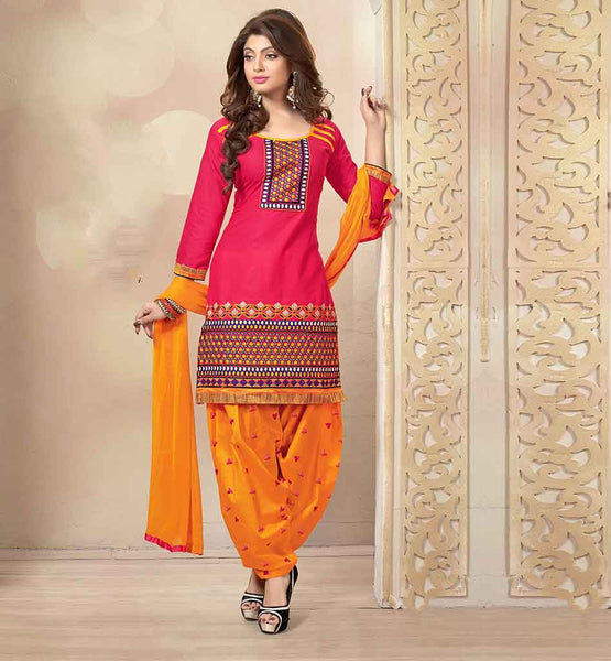 PUNJABI BOUTIQUE TRADITIONAL DRESS DESIGNS PATIALA SALWAR KAMEEZ