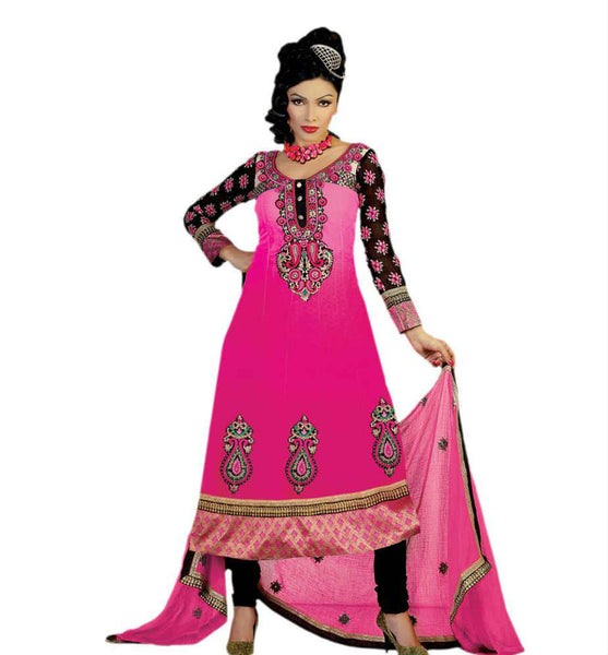 pakistani anarkali party dresses online
