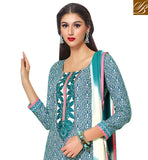 EYE-CATCHING-BLUE-COTTON-TOP-WITH-MATCHING-SALWAR-AND-SHADED-CHIFFON-DUPATTA-DUAL-COLOR-ODHNI-ADDS-MORE-CHARM-TO-THIS-PREMIUM-QUALITY-PRINTED-SUIT.-EMBROIDERY-WORK-IS-DONE-ON-NECKLINE