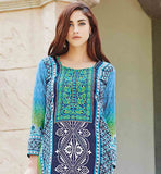 PREMIUM QUALITY PURE COTTON SALWAR KAMEEZ WITH IRRESISTIBLE DUPATTA ALL OVER PRINTED TOP WITH EMBROIDERY WORK
