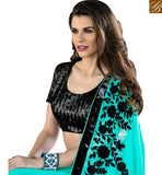 FROM THE HOUSE OF STYLISH BAZAAR FABULOUS DESIGNER SARI BLOUSE RTSHD1009