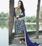EVERSTYLISH CHINESE COLLAR SALWAR KAMEEZ BUY ONLINE AT LOWEST PRICE
