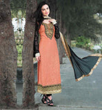EVERSTYLISH PAKISTANI LONG SALWAR KAMEEZ DESIGNS BELOW 2000 RUPEES