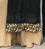 Salwar in the photo is Palazzo style, you can make it as per your choice