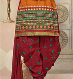 stylish salwar designs for women