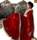 STYLISH BAZAAR INTRODUCES GORGEOUS DESIGNER INDIAN SARI BLOUSE DESIGN VDTIA10118