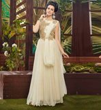 BUY LATEST FASHION INDO WESTERN LOOK PARTY WEAR MAXI DRESSES INDIA