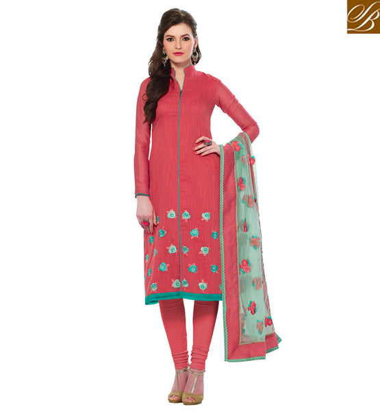 STYLISH BAZAAR PRESENTS  WONDERFUL PAKISTANI STYLE SALWAAR SUIT VDCRF1013